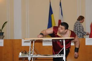 Самый сильный человек планеты в Крыму
