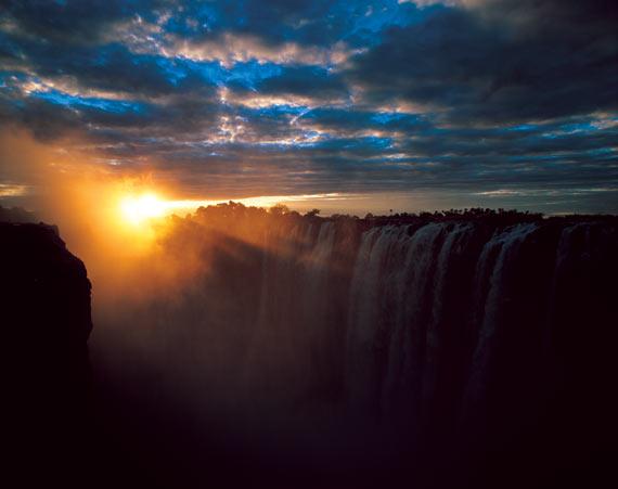 королевский водопад