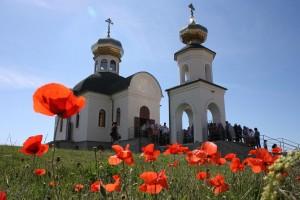 Храм во имя святителя Луки на Спутнике - Евпатория