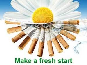 солнце против сигарет