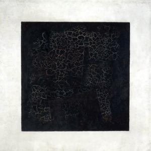 Чёрный квадрат. Малевич