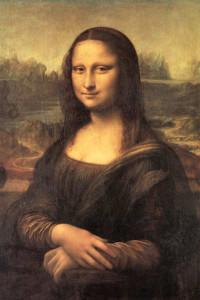 Мона Лиза. Да винчи