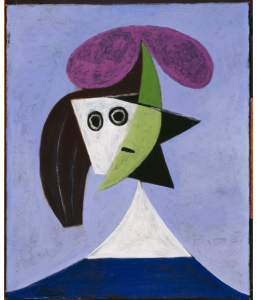Ольга. Пикассо