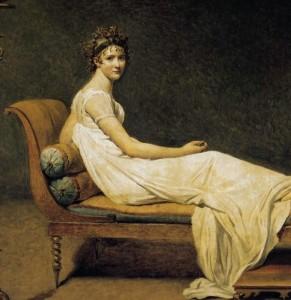 мадам Рекамье. Луи Давид