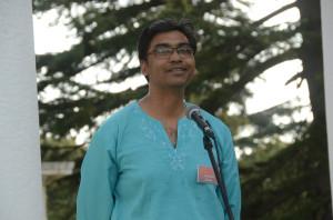 Выступает Aakshat Sinha , Индия