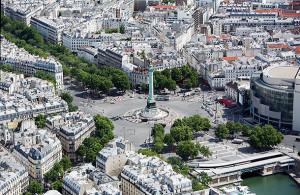 площадь Бастилия
