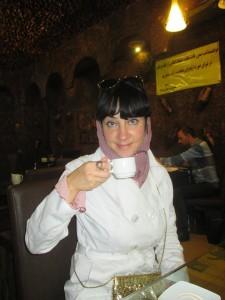 Кафе Надери