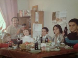 С иранскими подружками